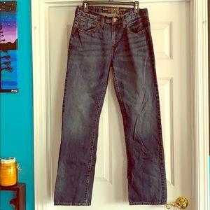 American Eagle Men's Straight Cut Jeans sz 31x34